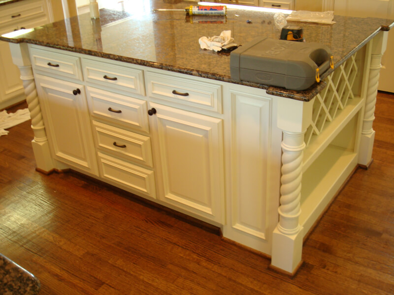 Refinishing Kitchen Cabinets Tucson