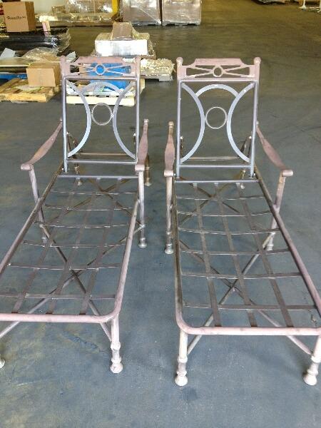 Patio Furniture Andrews Refinishing
